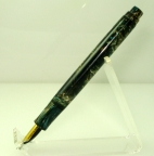 Custom Pen in Misty Green