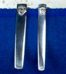 Modern Clip, Wide & Slim sizes