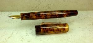 Epic in Illuminated Amber Acrylic (Large)