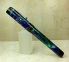 Chronicler in Stormy Night Lava Explosion & Black Japanese Ebonite - Large