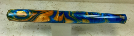 Custom Design in Charger Lava Lamp - Large