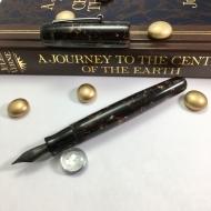 Exemplar in Dartmoor and Black Ebonite - Large