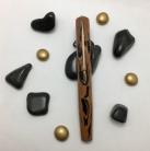 Idyll in SEM Limited Edition Lee van Erck Ebonite & 1920 Black Ebonite - Medium