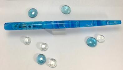 Literati Academe Dip Pen for JoWo Nib & Feed in Topaz Water - Small