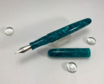 Zephyr in CS Turquoise Crush - Small