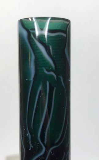 Aeterna in Verdigris Green Cellulose Acetate - Medium