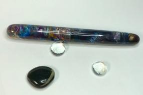 Zephyr in Four Color Nebula - Medium