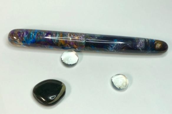 Zephyr in Four Color Nebula – Medium