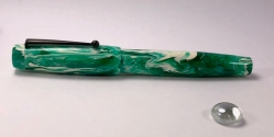 Balladeer in Emerald Koi - Large