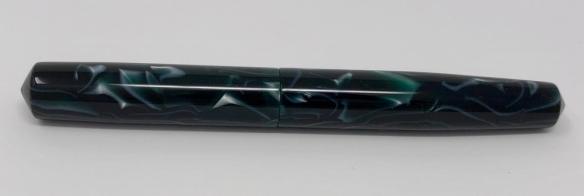 Idyll in Verdigris Green Cellulose Acetate - Medium