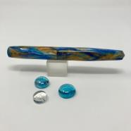 Idyll in Blue Macaw Diamondcast - Medium