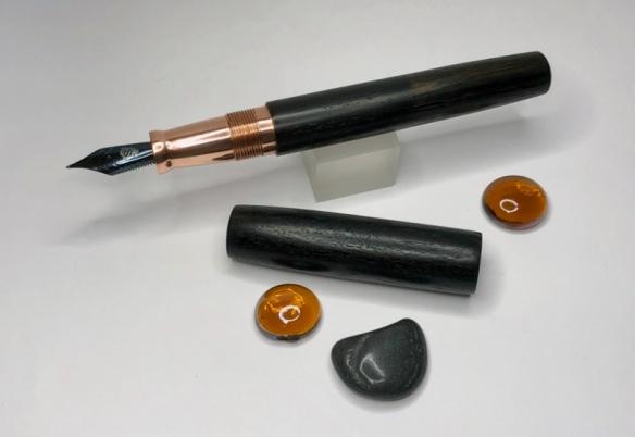Custom in Irish Bog Oak and Copper
