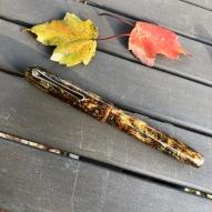 Medium Wordsmith in Japanese Autumn Colors - JoWo #8 Broad nib -