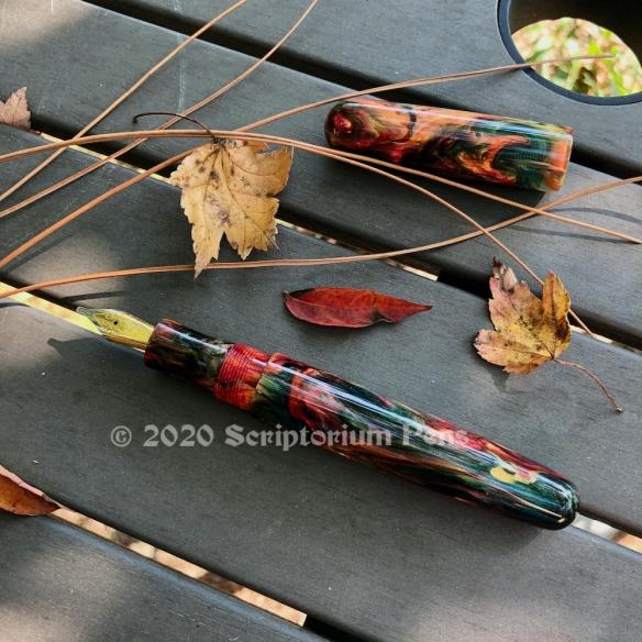 Zephyr in Dupras Adirondack Autumn - Large